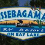 Sissebagamah RV Resort on Bay Lake - Deerwood, MN - RV Parks