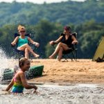 Ahnapee River Trails Campground - Algoma, WI - RV Parks