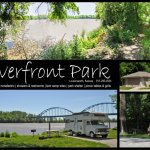 Riverfront Park Campground - Leavenworth, KS - County / City Parks