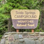 Soda Springs Campground - Leavenworth, WA - Free Camping