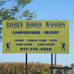 Robin Hood Woods Campground - Shelbyville, IL - RV Parks