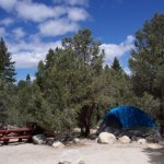 Holiday Campground - Mammoth Lakes, CA - Free Camping