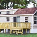 Gwynn's Island RV Resort and Campground - Cottage Rental