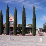 Magic Circle RV Park - Willcox, AZ - RV Parks