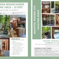 2007 Montana Mountaineer 31RLD