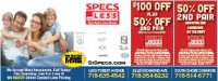 Specs For Less - Staten Island, NY - Stores