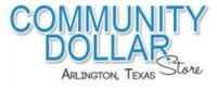 Community Dollar Store - Arlington, TX - Stores