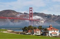 Golden Gate National Recreational Area - San Francisco, CA - Historic and Cultural Parks