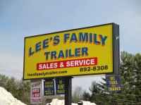 """Lee's Family"" Trailer Sales & Service - Windham - Windham, ME - RV Services"