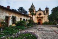 Mission San Carlos Borroméo del río Carmelo - Carmel-by-the-Sea, CA - Historic and Cultural Parks