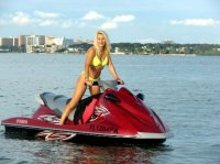 Fins Jet Ski Rentals - Clearwater Beach, fl - Entertainment