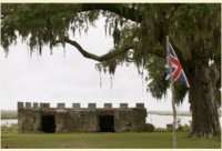 Fort Frederica National Monument - Saint Simons Island, GA - Historic and Cultural Parks