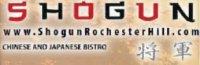 Shogun Chinese & Japanese Bistro - Rochester Hills, MI - Restaurants