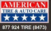 American Tire & Auto Care - Chester, NJ - Automotive