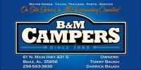 B & M CAMPERS - Boaz - Boaz, AL - RV Services