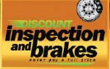 Discount Inspection & Brake - Houston, TX - Automotive
