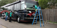 ABEL'S MOBILE RV WASH - Moss Landing - GILROY , CA - Services