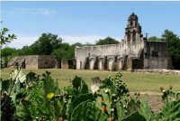 San Antonio Missions National Historical Park - San Antonio, TX - Local