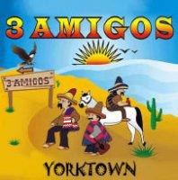Three Amigos (Yorktown) - Yorktown, VA - Restaurants