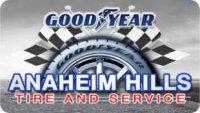 Anaheim Hills Tire & Service - Yorba Linda, CA - Automotive