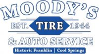 Moody's Tire & Auto Service - Franklin, TN - Automotive