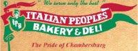 Italian Peoples Bakery - Morrisville, PA - Restaurants