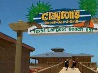 CLAYTON'S BEACH BAR & GRILL - SOUTH PADRE ISLAND - South Padre Island, TX - Restaurants