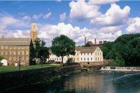 Blackstone River Valley National Heritage Corridor - Northbridge, MA - Historic and Cultural Parks
