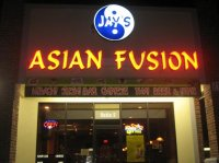 JAY'S ASIAN FUSION - LONGS - Longs, SC - Restaurants