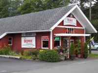 THE DEPOT RESTAURANT - Seaview - Seaview, WA - Restaurants