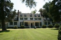 John Tyler Home Sherwood Forest - Charles City,,  VA - Historic and Cultural Parks