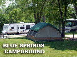 Blue Springs Campground - Lee's Summit, MO - County / City Parks