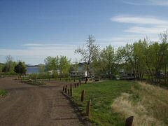 Carter Lake South Shore Camnground - Berthoud, CO - County / City Parks