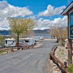 Paradise Shores RV Park - Bridgeport, CA - RV Parks