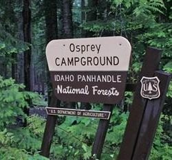 Osprey Campground - Priest River, ID - National Parks