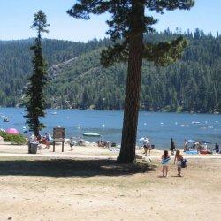 Pinecrest Camp Ground - Pinecrest, CA - RV Parks