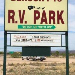 Benson I-10 Rv Park - Benson, AZ - RV Parks