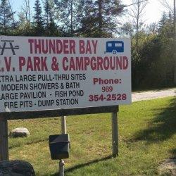 Thunder Bay Rv Park & Camp - Alpena, MI - RV Parks