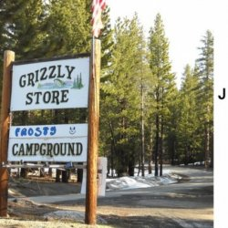 J & J Grizzly Store & Resort - Portola, CA - RV Parks