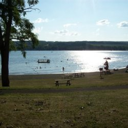 Wigwam Keuka Lake Campground - Bluff Point, NY - RV Parks