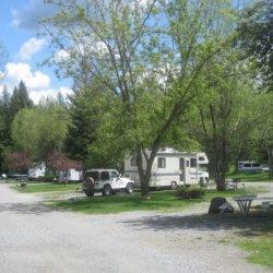 Alpine Country Store & RV Park - Hayden Lake, ID - RV Parks