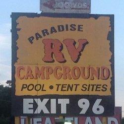 Paradise In Woods R V Park - Strafford, MO - RV Parks