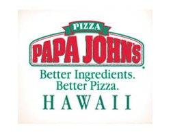 PAPA JOHN'S PIZZA HAWAII - Kaneohe, HI - Restaurants