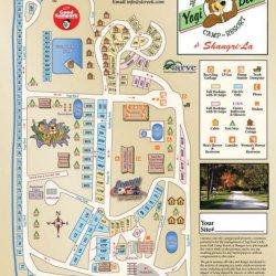 Yogi Bear's Jellystone Park at Shangri-La - Milton, PA - RV Parks