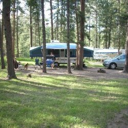 Rafter J Bar Ranch Campgrounds - Hill City, SD - RV Parks