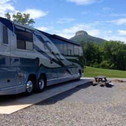 Greystone RV Park - Pinnacle, NC - RV Parks