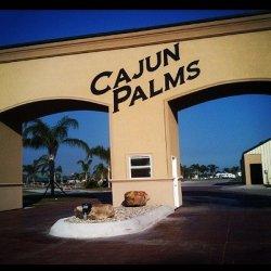 Cajun Palms RV Resort - Henderson, LA - RV Parks