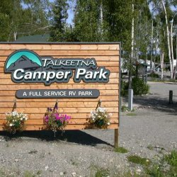 Talkeetna Camper Park - Talkeetna, AK - RV Parks