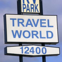 Travel World RV Park - Clearwater, FL - RV Parks