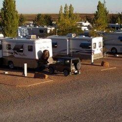 Meteor Crater RV Park - Winslow, AZ - RV Parks